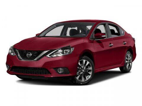 2016 Nissan Sentra for sale at Bergey's Buick GMC in Souderton PA
