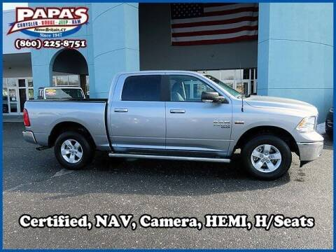 2020 RAM Ram Pickup 1500 Classic for sale at Papas Chrysler Dodge Jeep Ram in New Britain CT