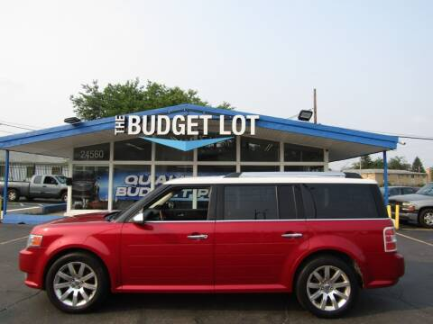 2010 Ford Flex for sale at THE BUDGET LOT in Detroit MI