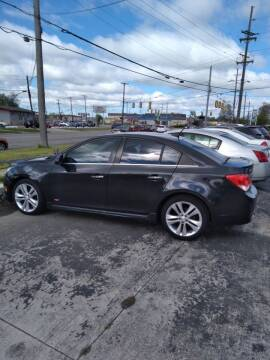 2011 Chevrolet Cruze for sale at D and D All American Financing in Warren MI