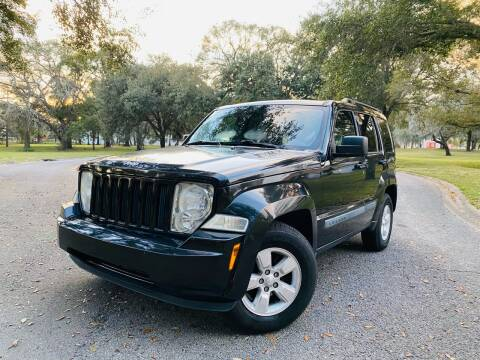 2010 Jeep Liberty for sale at FLORIDA MIDO MOTORS INC in Tampa FL
