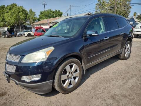 2011 Chevrolet Traverse for sale at Larry's Auto Sales Inc. in Fresno CA