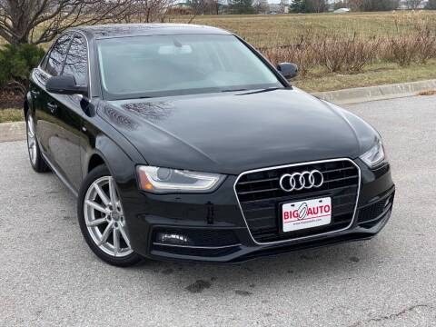 2015 Audi A4 for sale at Big O Auto LLC in Omaha NE