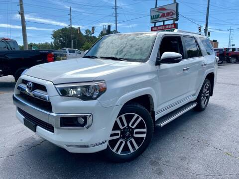 2015 Toyota 4Runner for sale at Lux Auto in Lawrenceville GA