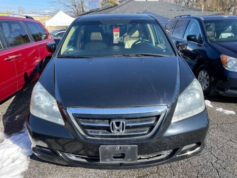 2007 Honda Odyssey for sale at Certified Motors in Bear DE