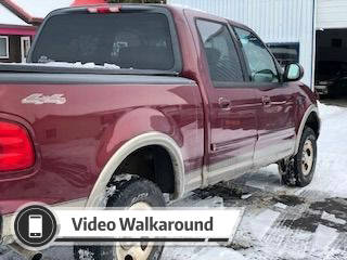2003 Ford F-150 for sale at Alex Bay Rental Car and Truck Sales in Alexandria Bay NY