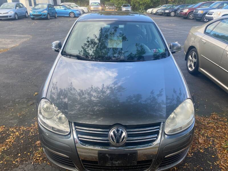 2007 Volkswagen Jetta for sale at Bethlehem Auto Sales in Bethlehem PA