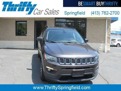 2018 Jeep Compass for sale at Thrifty Car Sales Springfield in Springfield MA