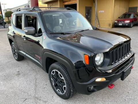 2016 Jeep Renegade for sale at Austin Direct Auto Sales in Austin TX