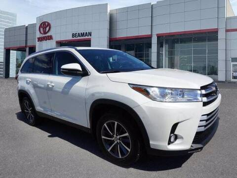2019 Toyota Highlander for sale at BEAMAN TOYOTA in Nashville TN
