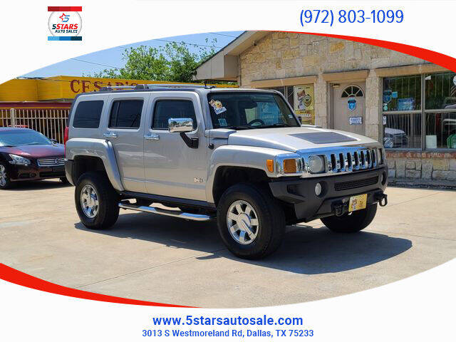 2006 HUMMER H3 for sale in Dallas, TX