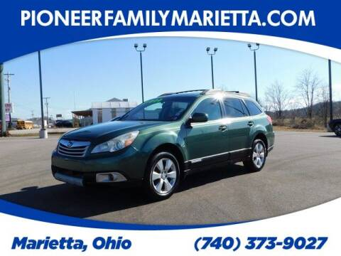 2010 Subaru Outback for sale at Pioneer Family auto in Marietta OH