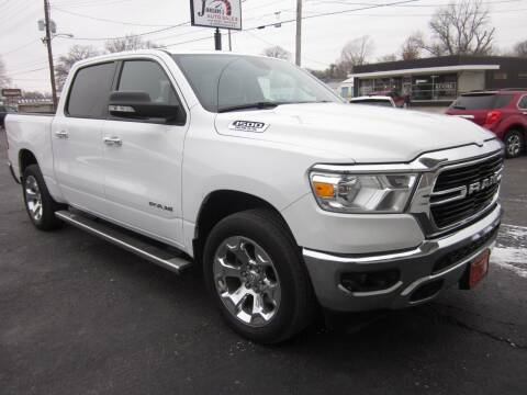 2019 RAM Ram Pickup 1500 for sale at JANSEN'S AUTO SALES MIDWEST TOPPERS & ACCESSORIES in Effingham IL