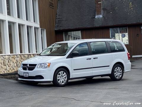2015 Dodge Grand Caravan for sale at Cupples Car Company in Belmont NH
