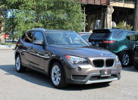 2014 BMW X1 for sale at Cutuly Auto Sales in Pittsburgh PA