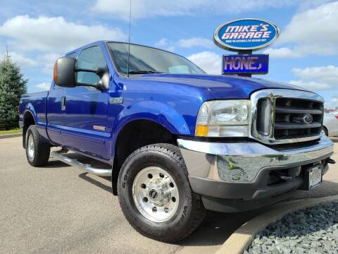 2003 Ford F-250 Super Duty for sale at Monkey Motors in Faribault MN