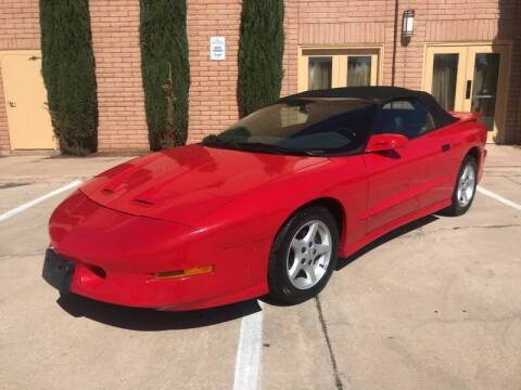 1995 Pontiac Firebird for sale at Freedom  Automotive in Sierra Vista AZ