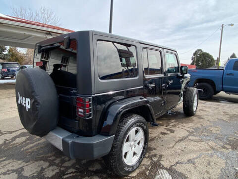 2012 Jeep Wrangler Unlimited for sale at ELITE MOTOR CARS OF MIAMI in Miami FL