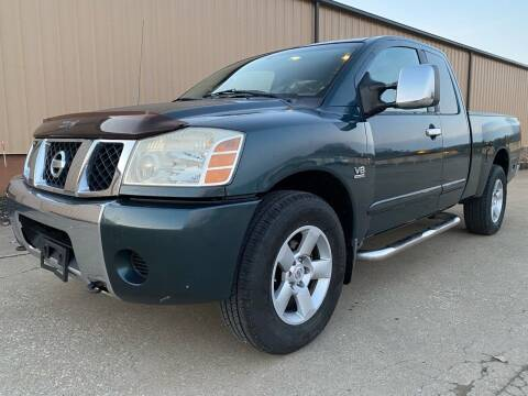 2004 Nissan Titan for sale at Prime Auto Sales in Uniontown OH