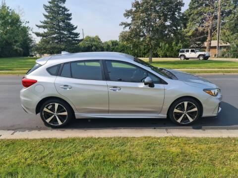 2018 Subaru Impreza for sale at A.I. Monroe Auto Sales in Bountiful UT