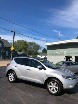 2009 Nissan Murano for sale at SHEFFIELD MOTORS INC in Kenosha WI