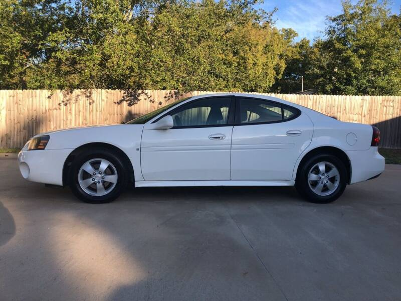 2008 Pontiac Grand Prix for sale at H3 Auto Group in Huntsville TX