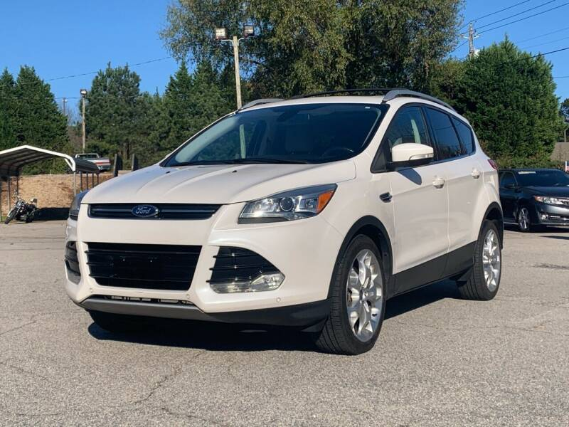2014 Ford Escape for sale at GR Motor Company in Garner NC