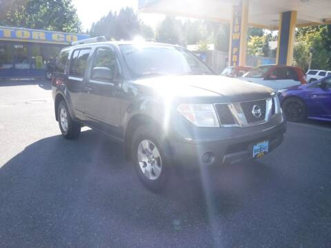 2007 Nissan Pathfinder for sale at Brooks Motor Company, Inc in Milwaukie OR