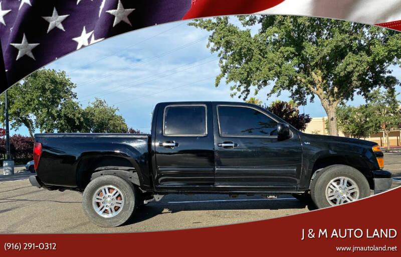 2011 Chevrolet Colorado for sale at J & M Auto Land in Sacramento CA