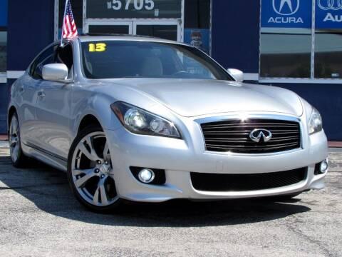 2013 Infiniti M37 for sale at Orlando Auto Connect in Orlando FL