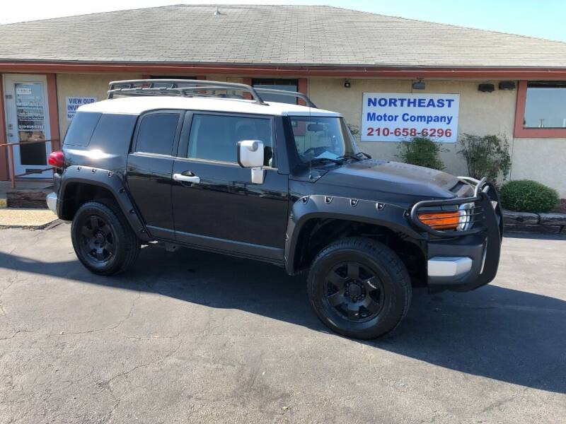 2007 Toyota FJ Cruiser for sale at Northeast Motor Company in Universal City TX