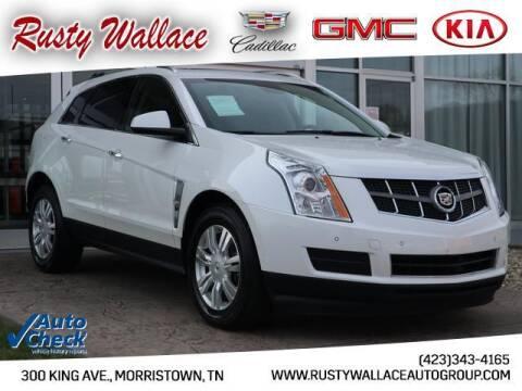 2012 Cadillac SRX for sale at RUSTY WALLACE CADILLAC GMC KIA in Morristown TN