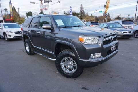 2011 Toyota 4Runner for sale at Industry Motors in Sacramento CA