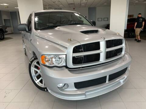 2004 Dodge Ram Pickup 1500 SRT-10 for sale at Auto Mall of Springfield in Springfield IL
