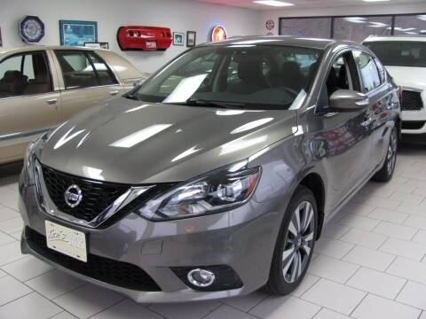 2016 Nissan Sentra for sale at Kens Auto Sales in Holyoke MA