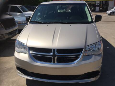 2012 Dodge Grand Caravan for sale at Houston Auto Emporium in Houston TX