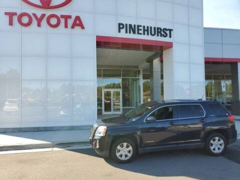 2015 GMC Terrain for sale at PHIL SMITH AUTOMOTIVE GROUP - Pinehurst Toyota Hyundai in Southern Pines NC