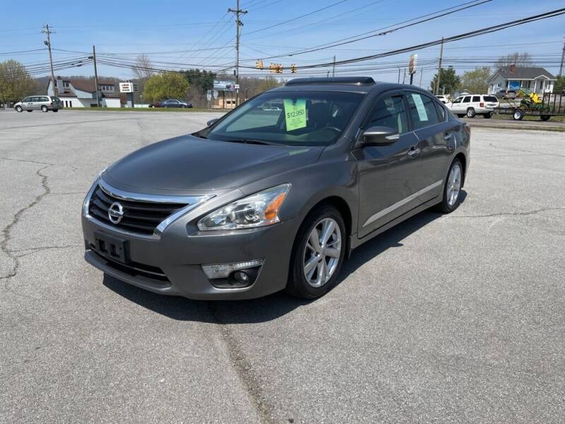 2015 Nissan Altima for sale at Carl's Auto Incorporated in Blountville TN