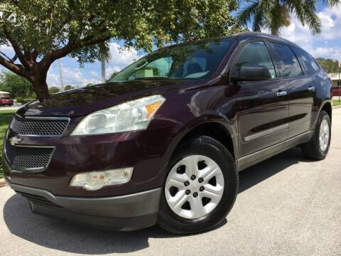 2009 Chevrolet Traverse for sale at DS Motors in Boca Raton FL