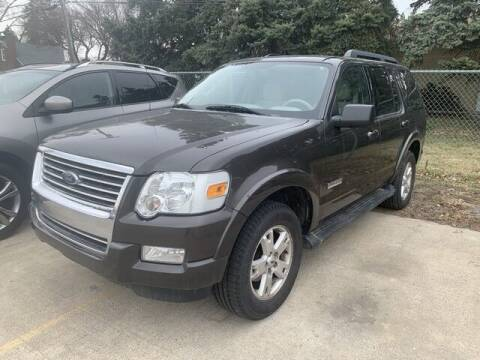 2007 Ford Explorer for sale at Martell Auto Sales Inc in Warren MI