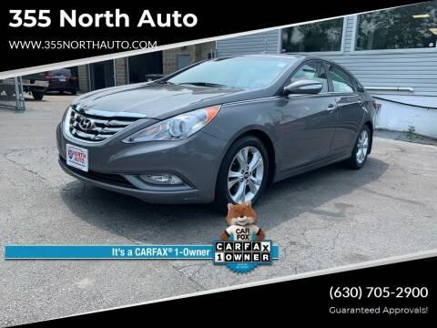 2011 Hyundai Sonata for sale at 355 North Auto in Lombard IL