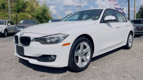 2015 BMW 3 Series for sale at Capital Motors in Raleigh NC