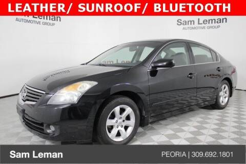 2009 Nissan Altima for sale at Sam Leman Chrysler Jeep Dodge of Peoria in Peoria IL