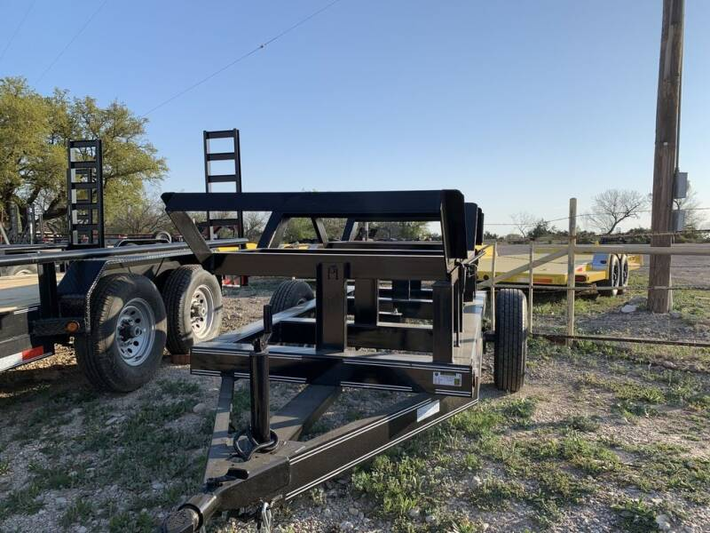 2021 TIGER  - HAY BUGGY 2 BALE - REVERSE for sale at LJD Sales in Lampasas TX