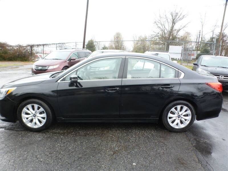 2017 Subaru Legacy for sale in Weaverville, NC