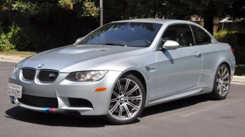 2012 BMW M3 for sale at AMC Auto Sales Inc in San Jose CA
