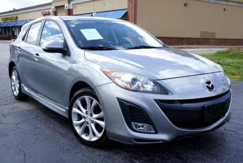 2010 Mazda MAZDA3 for sale at CU Carfinders in Norcross GA