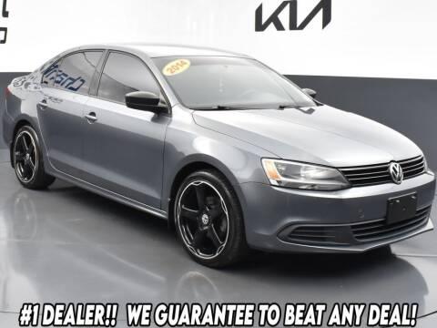 2014 Volkswagen Jetta for sale at Chantz Scott Kia in Kingsport TN