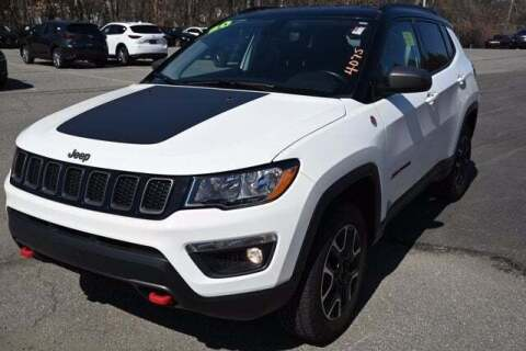 2020 Jeep Compass for sale at 495 Chrysler Jeep Dodge Ram in Lowell MA