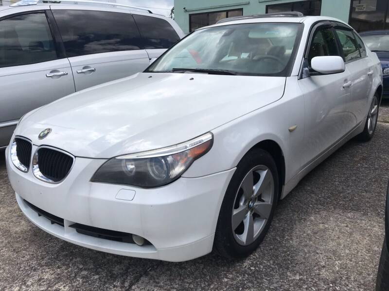 2006 BMW 5 Series for sale at CARS PLUS MORE LLC in Cowan TN